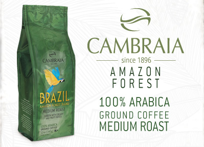 Cambraia Coffees - Sugarloaf Mountain Dark Roast