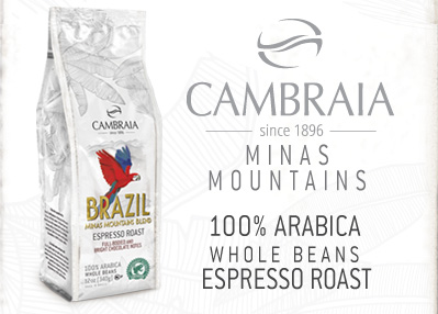 Cambraia Coffees - Sugarloaf Mountain Espresso Roast